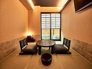 <スタンダード 和室6畳>伝統的な和室の雰囲気に遊びごころを取り入れた新感覚の和室