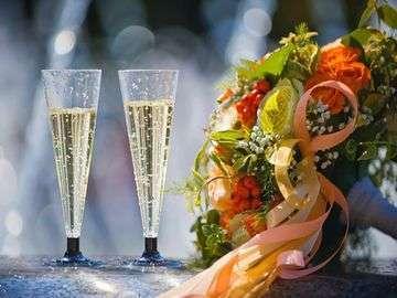 【大切な記念日】サプライズ演出で特別な思い出に.../花束&ホールケーキで盛大なご祝福を/夕朝食付き