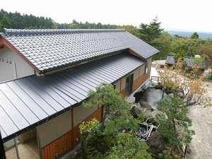料理旅館 七尾城の外観