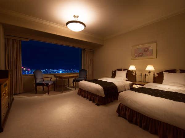 【広島一の高層階客室!】30・31階エグゼクティブSTAY 最上階で最高級の寛ぎを。