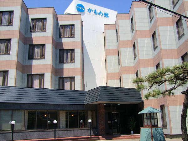 湯の川温泉ホテルかもめ館