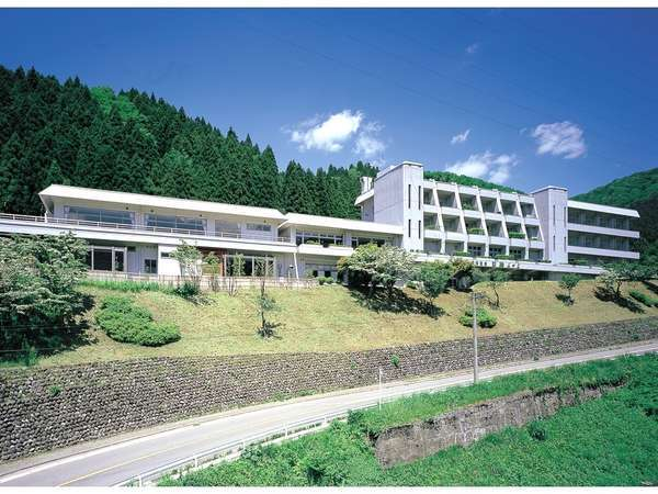 富山の奥座敷 薬師岳の湯 白樺ハイツ