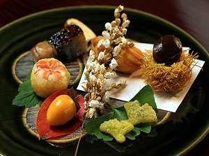 【竹泉荘スタンダード】〜『仙台牛懐石料理』地場の旬を贅沢に味わう〜森の温泉リゾートで癒しのご滞在