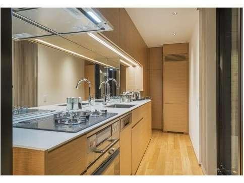 アパートメント システムキッチン