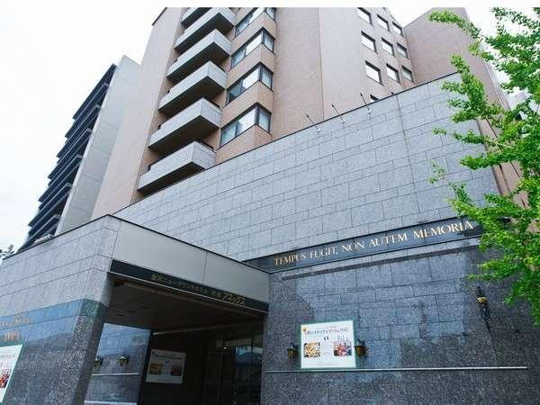 金沢ニューグランドホテルアネックスの外観