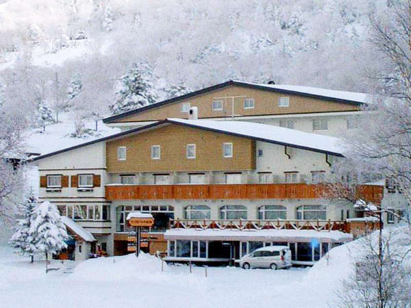 ホテル サンモリッツ志賀