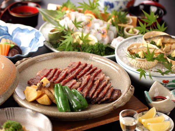 【 網焼きプラン 】 絶品!☆調理のプロが焼き上げた大正屋特選牛を網焼きで食す