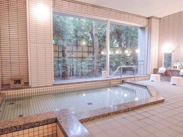 *【大浴場】ゆったり寛げるお風呂でからだの芯までほっこり♪