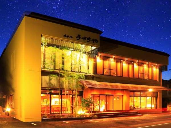 田毎の月の静かなお宿 ホテルうづらや