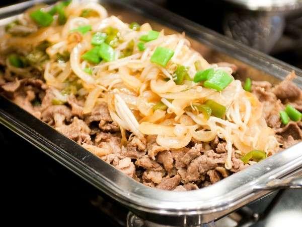 十和田名物ばら焼き/無料朝食で 写真提供:じゃらんnet
