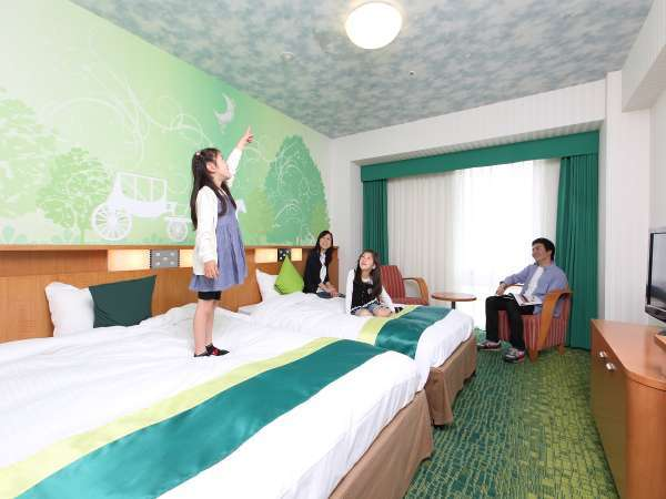 ユニバ 京阪 ホテル