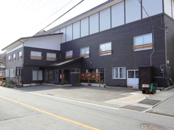 戸倉旅館の外観