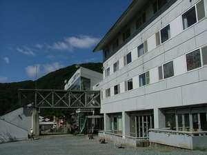 尾瀬高原ホテルの外観