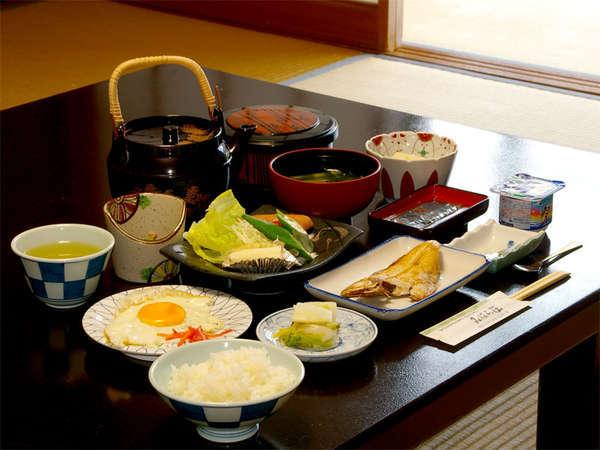 【朝食付★現金特価】朝は素朴な和朝食♪リーズナブル!