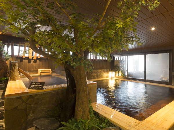 男性大浴場内湯&高見の湯