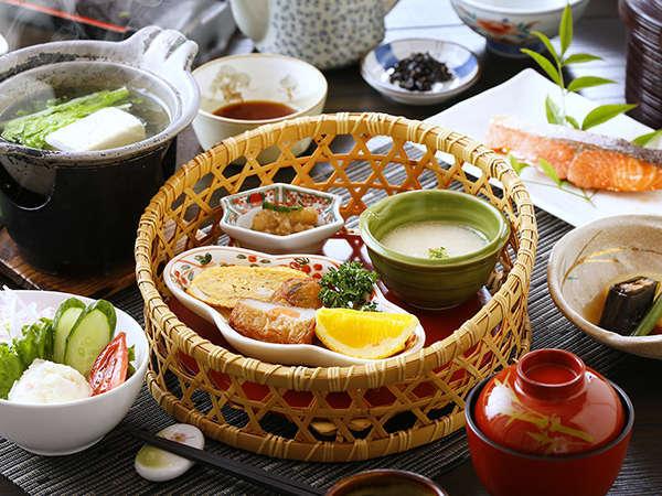 【お日にち限定/朝食プレゼント】のんびり天然温泉♪朝はしっかり朝ごはん