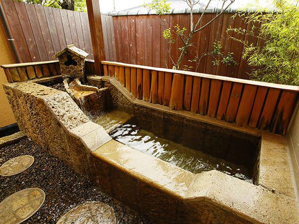 全室露天風呂付き客室が人気の宿 優湯庵