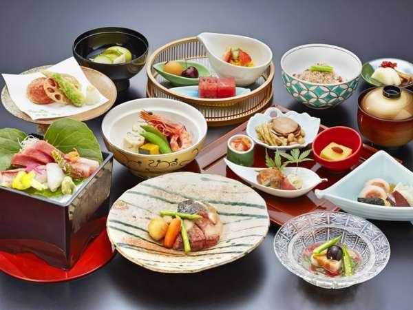 鴨川の味覚を満喫プラン♪ 【旬の素材を用いた会席の夕食&和洋選べる朝食付き】