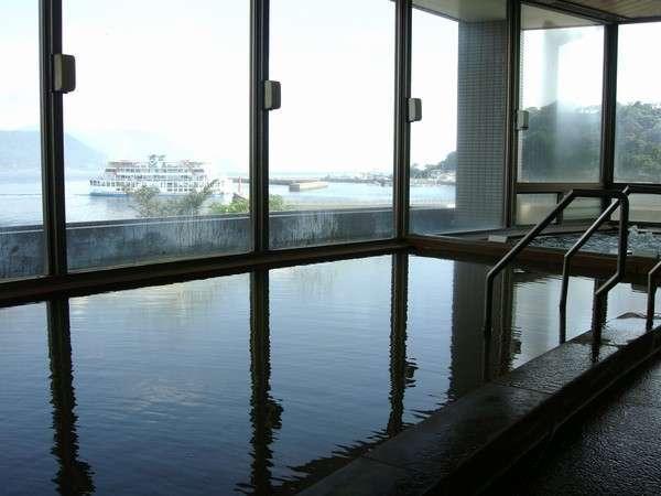 絶景マグマ温泉の宿「レインボー桜島」の写真その3