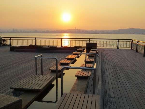 絶景マグマ温泉の宿「レインボー桜島」の写真その5