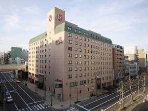 ホテルサンルートニュー札幌の外観