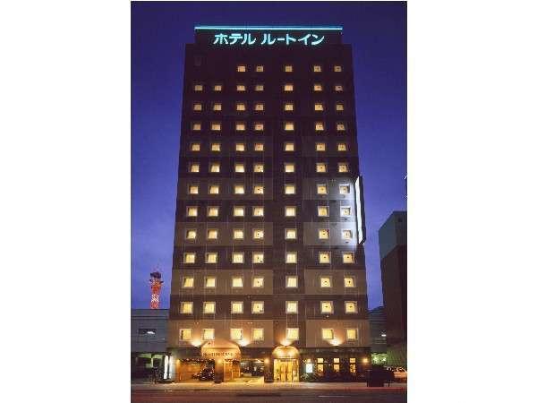 ホテルルートイン福井駅前の外観