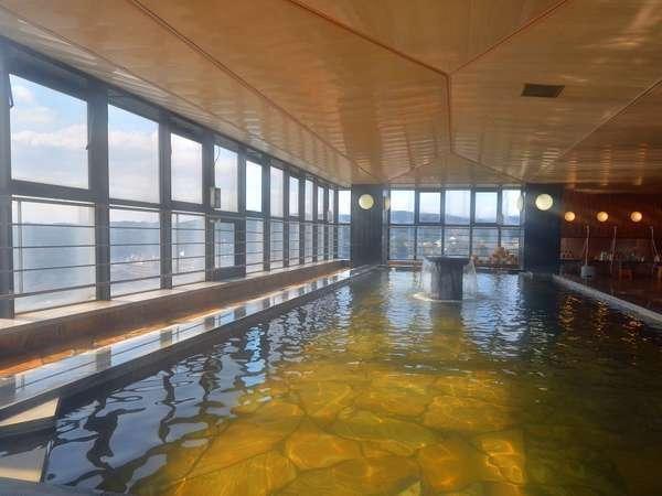 【素泊まり】ビジネスのお客様にもおすすめ!温泉で海景色を眺めながらゆったり♪当日15時まで予約OK