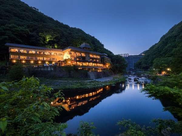 湯原温泉 八景 〜50種類以上の野菜が味わえる料理のお宿〜