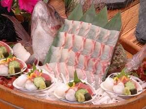 ★鯛を思いっきり満喫!!活け造り会席プラン★【ご夕食はお部屋食!!】