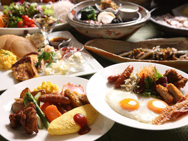 朝食和洋バイキング(イメージ)