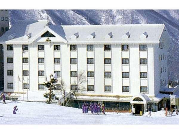 ホテル アルパイン