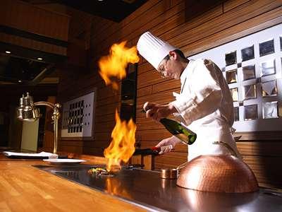 【1ランクアップ・フレンチ】相模湾の恵みと希少伊豆牛を愉しむフレンチ 本館レストラン