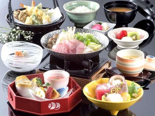 【リーズナブル・和懐石】素材の味を活かしたお手軽懐石 本館レストラン