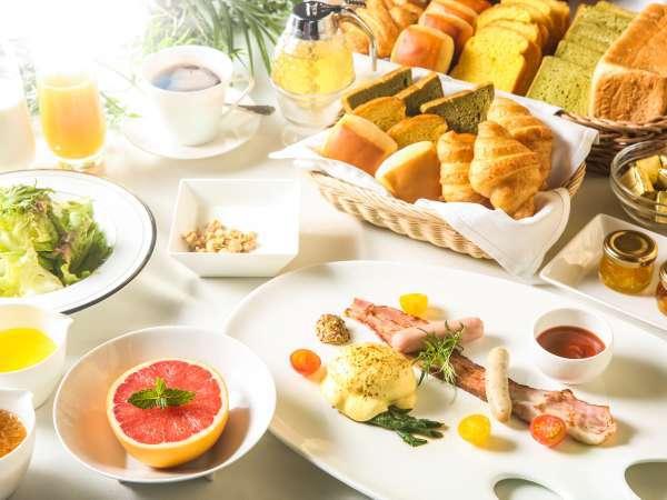 ご朝食(洋食セットメニュー)