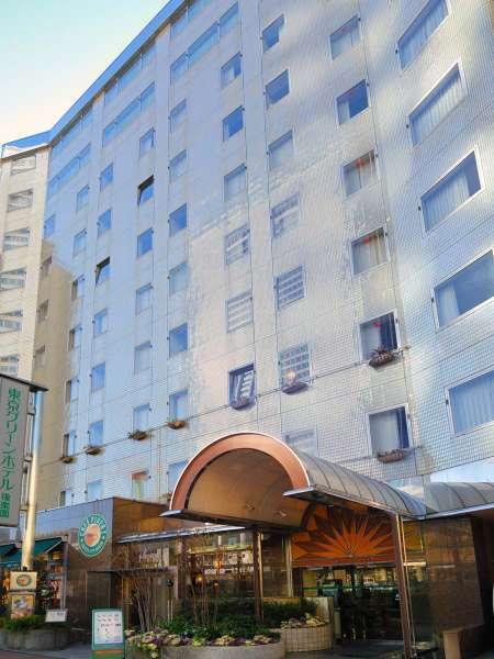 東京グリーンホテル後楽園の外観