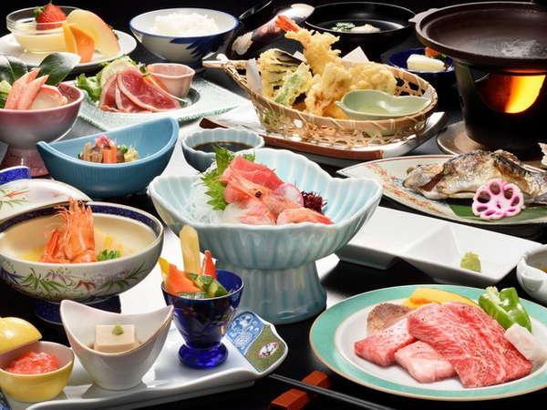 四季折々の質の高い食材がお楽しみいただけます。