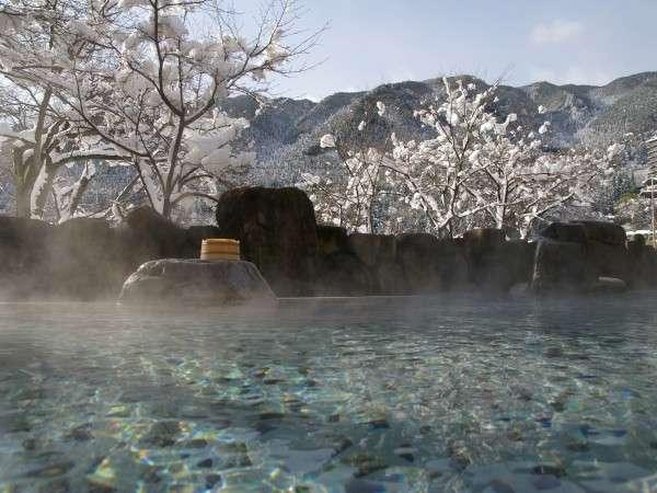冬の大浴場イメージ