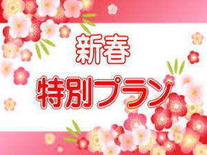 ◆新春特別プラン◆無料駐車場有り!(先着順)