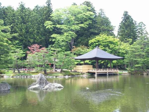 ちょっと大人な旅に♪隠れた名スポット「東北の名庭園」でひと時の安らぎを 浄楽園の入場券付プラン!