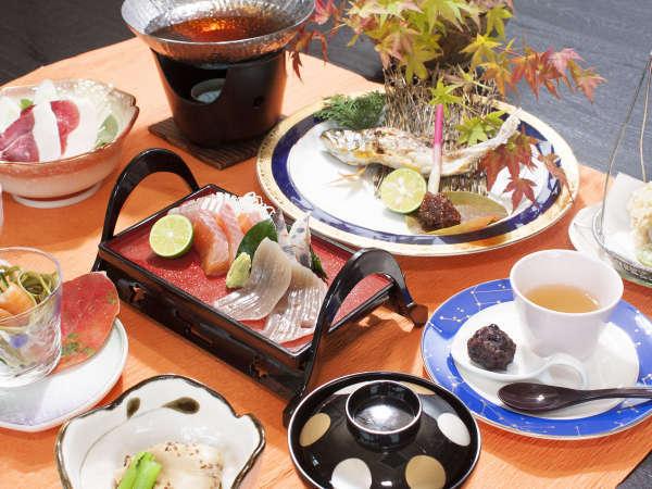 <山の幸・川魚・温泉>非日常な山里で癒しのひと時を【定番★2食付】