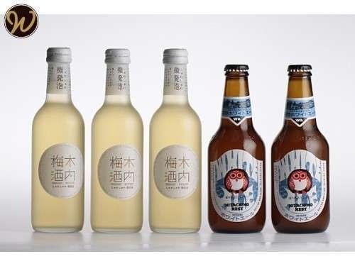【24時間ステイ】 梅酒&ネストビール付♪水戸満喫プラン×素泊まり