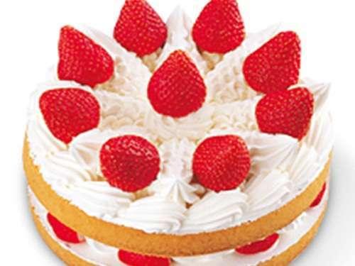 【ショートホールケーキ】お誕生日や記念日などにケーキを食べたい方は別途料金にてご手配可能です♪