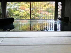 冬のあたたかさと和の共演♪畳風呂が水上唯一としてオープン致しました。