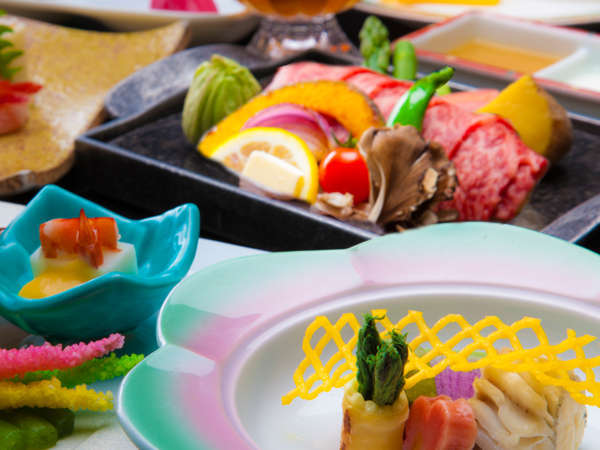 上州牛付和食膳 ※写真はイメージです