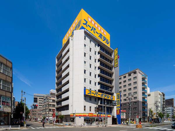 スーパーホテル名古屋駅前