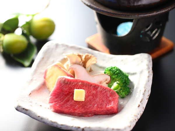 【ポイント10%】信州牛の石焼ステーキが食べられるスタンダード会席プランがポイントUP!