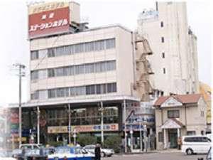 田辺ステーションホテルの外観
