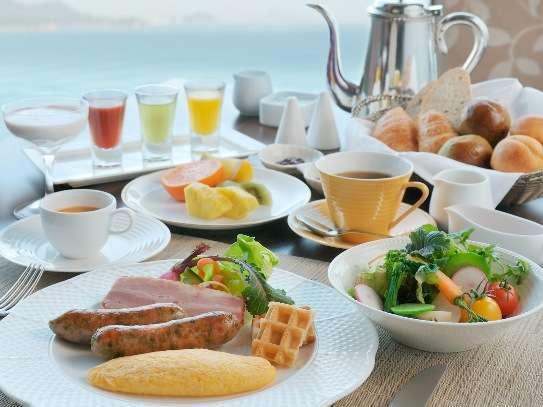 朝食がおいしいと口コミでも高評価 幻のビスクスープ 朝食付プラン