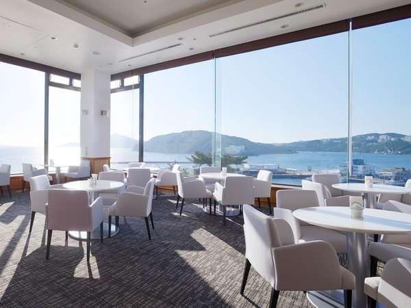 【9〜11月限定】アーリーアウトでお値打ち◆海が見えるラウンジでの朝食付プラン