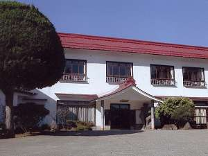 温泉旅館 ゆもとの外観